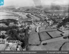 The town and the harbour, Hayle, from the south-east, 1932 - Britain from Above